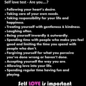 Do you believe the truth about yourself?
