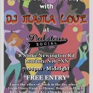 Throw-back Thursdays at Dalston Social